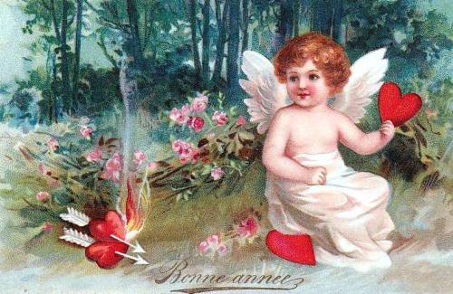French Valentine Postcard2